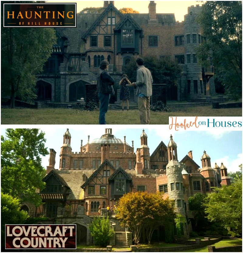 Haunting Hill House Used for Lovecraft Mansion