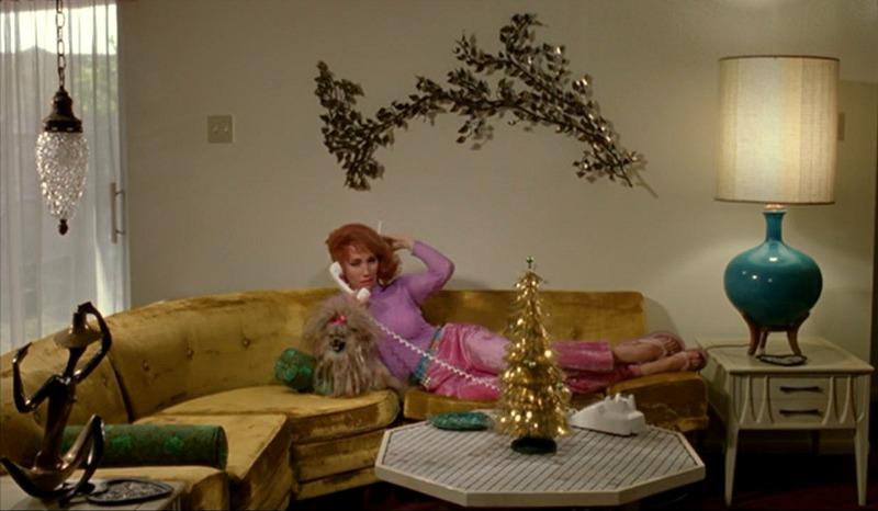 Joyce living room Edward Scissorhands