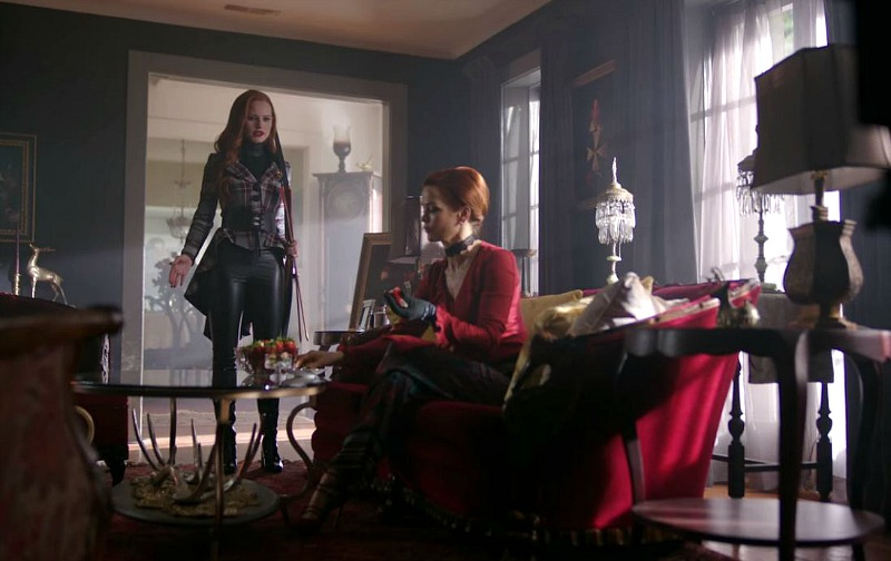 Cheryl Blossom's house Riverdale filming location