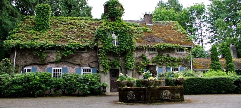 Foxglove Cottage exterior The Intruder movie
