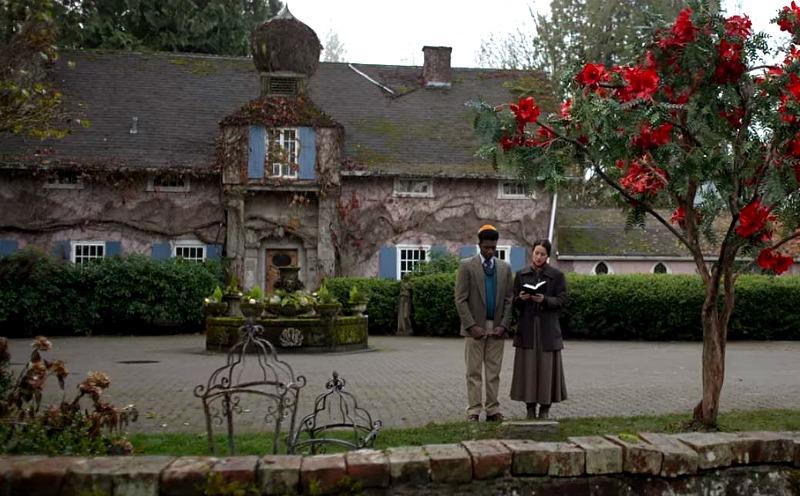 Foxglove Cottage in Netflix series Away ep 6