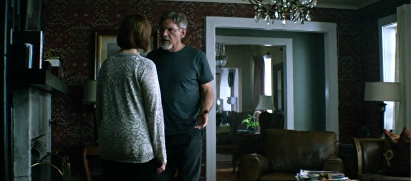 Harrison Ford Age of Adaline house