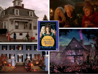 Hocus Pocus 1993 movie houses filming locations