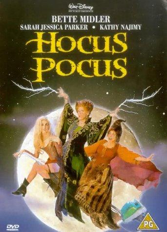 Hocus Pocus movie poster 1993