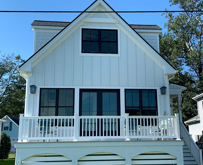 Modern Farmhouse Cottage Style After Remodel