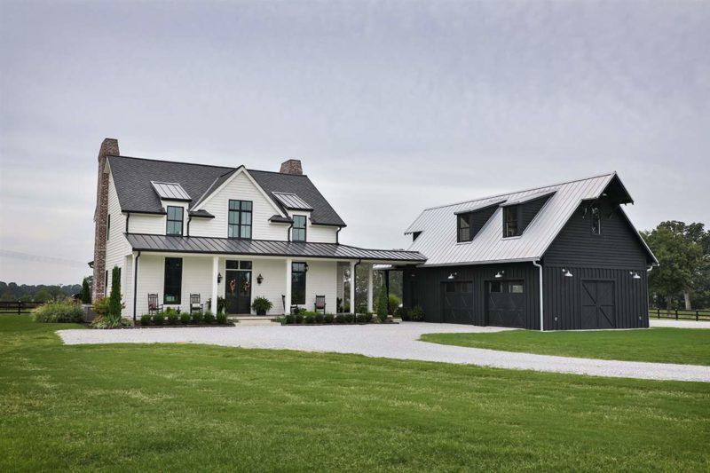 Modern Farmhouse For Sale Tennessee acreage