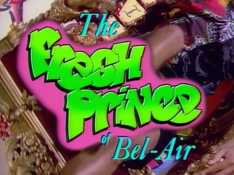 The Fresh Prince of Bel-Air logo opening credits