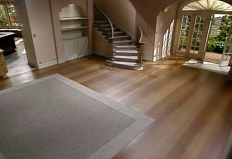 empty family room fresh prince final episode