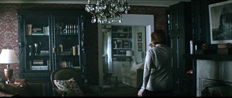 fireplace in Age of Adaline movie