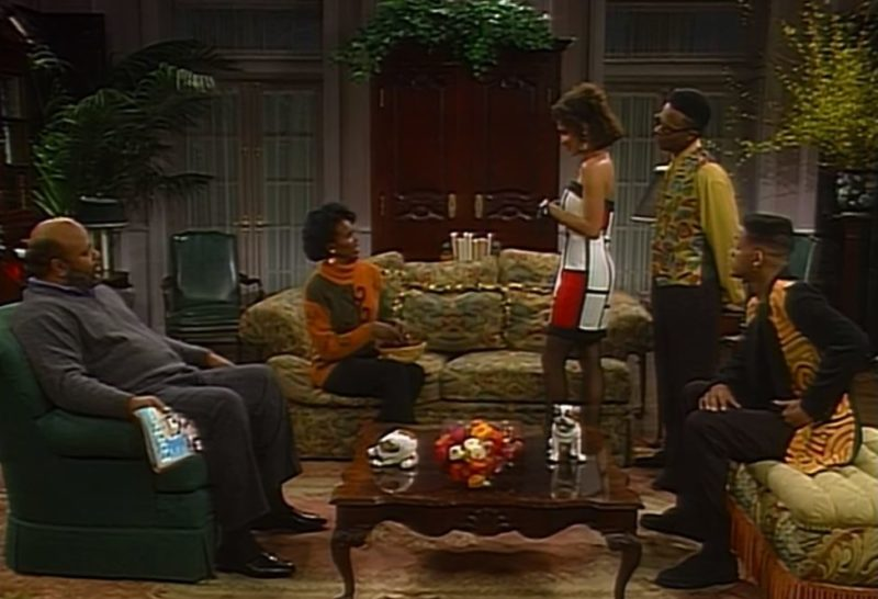 fresh prince living room will smith