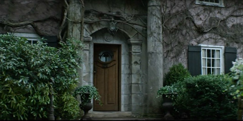 front door Age of Adaline house