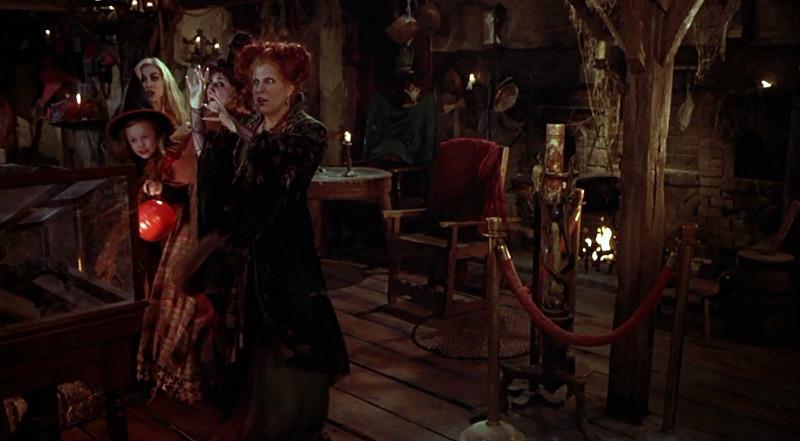 hocus pocus witch museum 1993