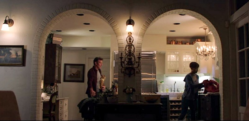 kitchen in movie The Intruder