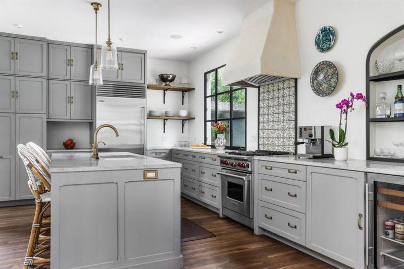 Austin Bungalow Kitchen