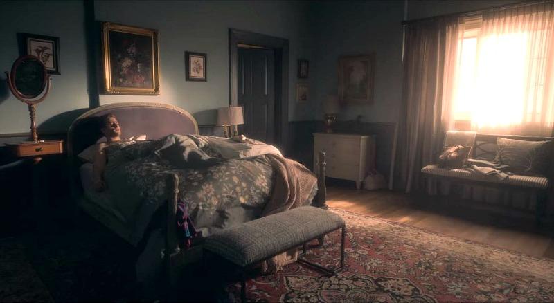 Dani's bedroom peter quint