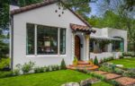 A Charming Spanish Revival Bungalow For Sale in Austin