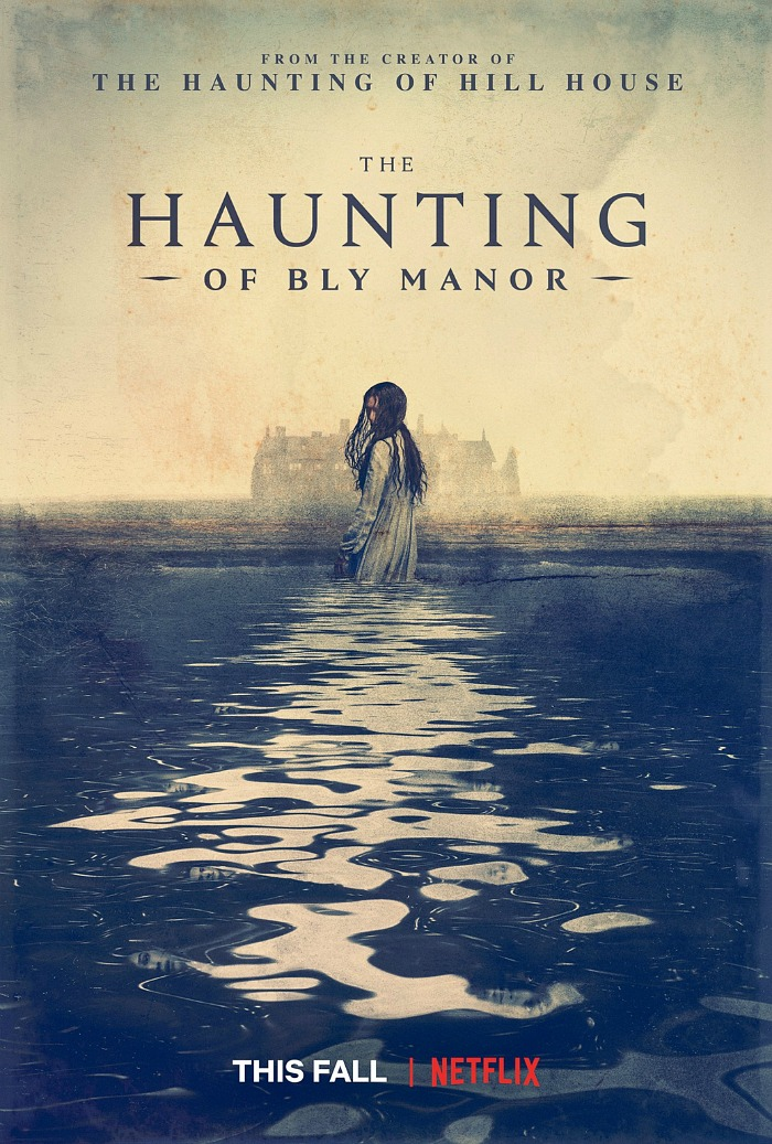 The Haunting of Bly Manor Netflix Poster