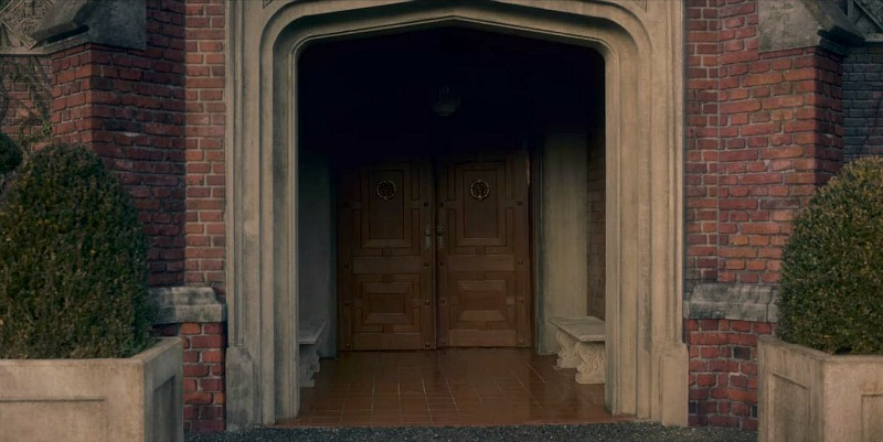 exterior front doors bly manor