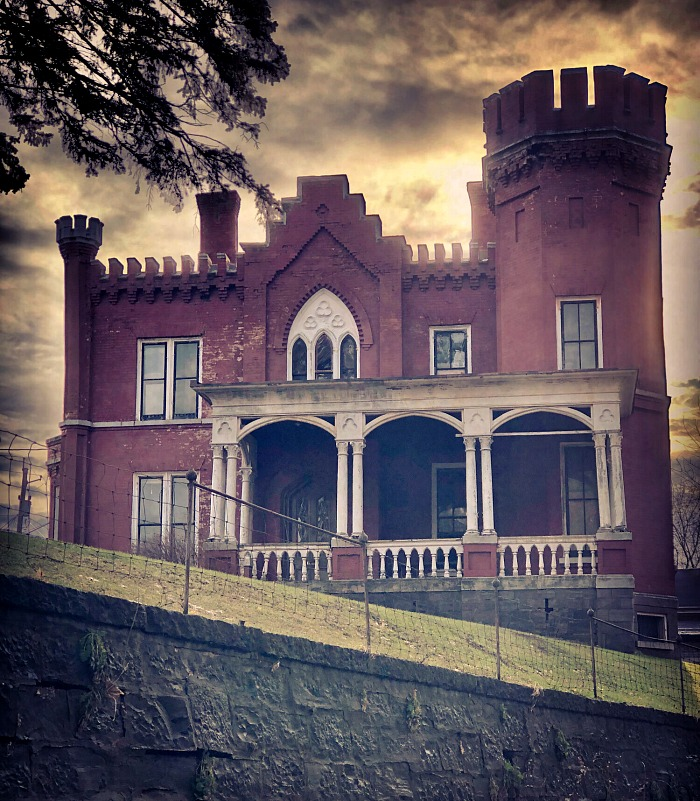 haunted castle auburn new york historic house