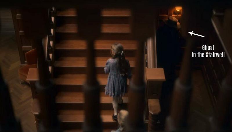 hidden ghosts in bly manor