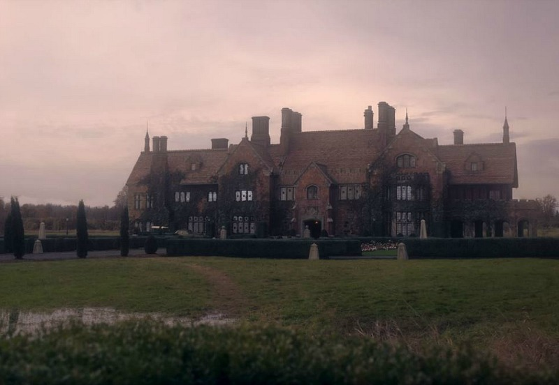 house from haunting of bly manor netflix