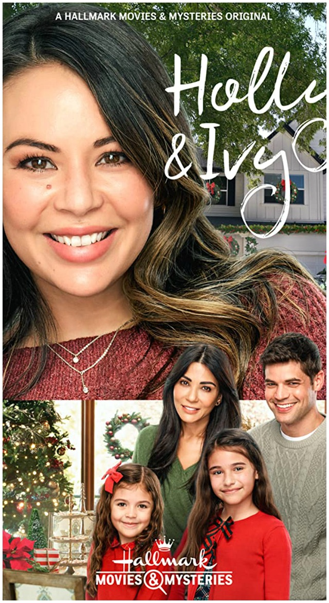 Holly and Ivy Hallmark Movies and Mysteries poster