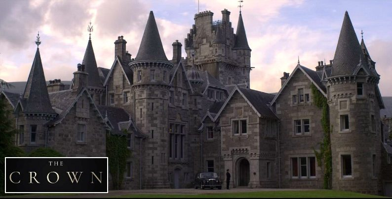 The Crown Filming Location Season 4 Balmoral Test