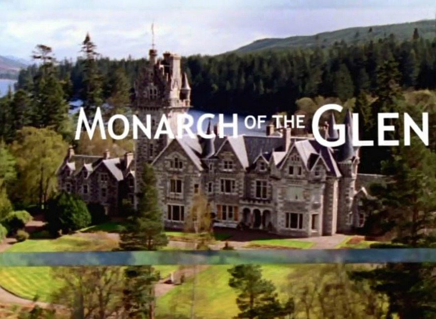 opening credits monarch of the glen glenbogle house